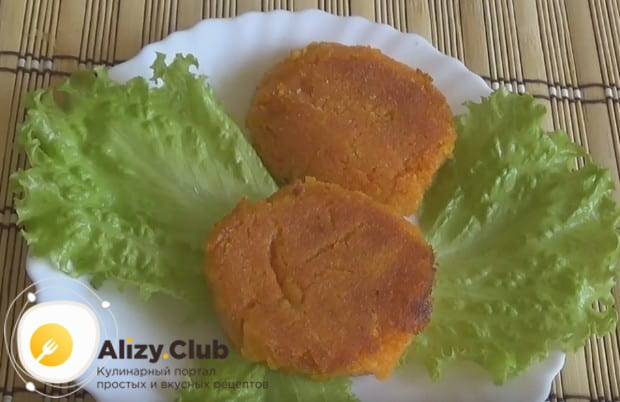 Такое блюдо можно подавать с зеленью или сметаной.