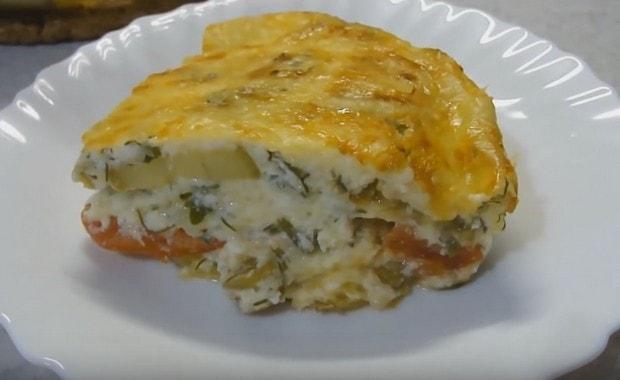 Как сделать овощную запеканку в духовке и мультиварке по пошаговому рецепту с фото