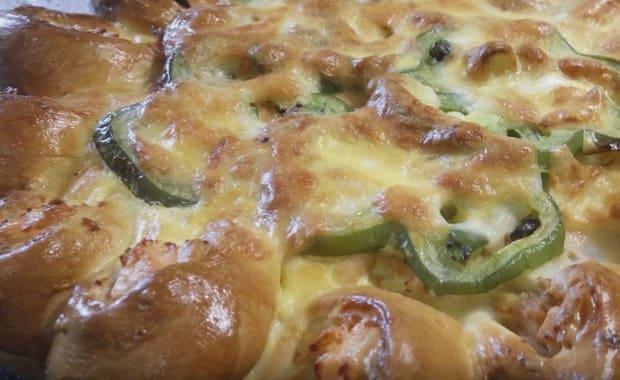 Пошаговый рецепт пирога с горбушей