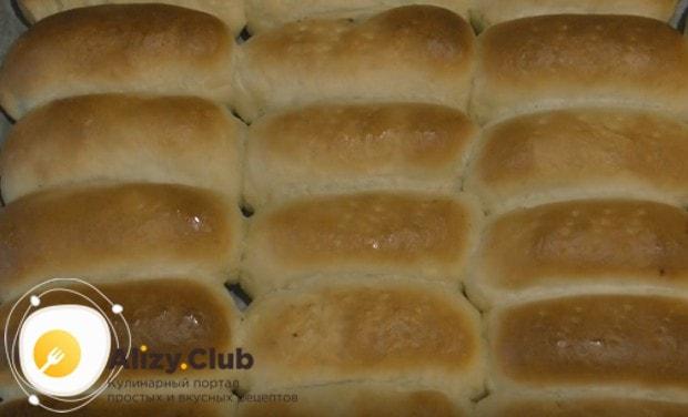 такие пирожки можно также приготовить с куриной печенью.