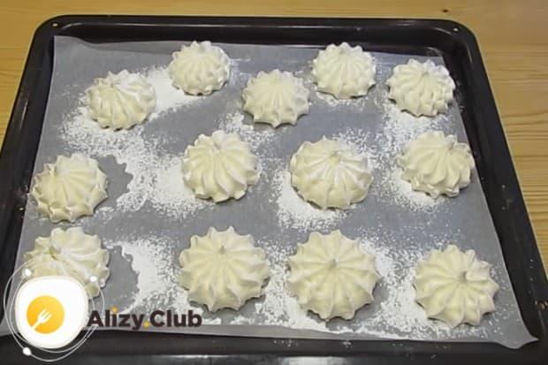 Чудные, легчайшие пирожные готовы!