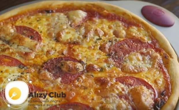 """Попробуйте приготовить пиццу """"Маргарита"""" по классическому итальянскому рецепту!"""