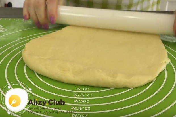 По этому рецепту пончики на кефире готовятся за 15 минут.