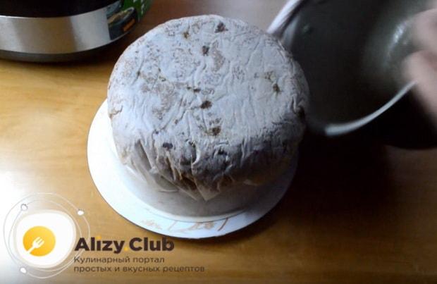 Как приготовить пирог с вишневым вареньем в мультиварке по пошаговому рецепту