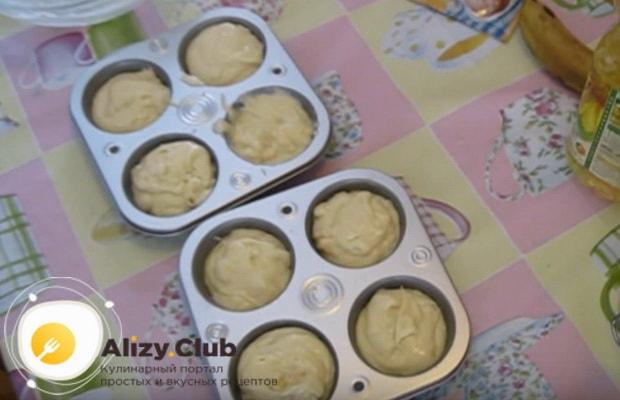 Подробные рецепты приготовления простых творожных кексов в силиконовых формочках