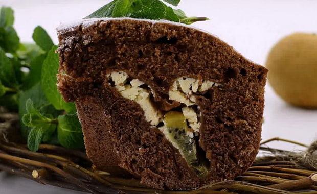 Как приготовить самый вкусный творожный кекс в духовке по пошаговому рецепту с фото