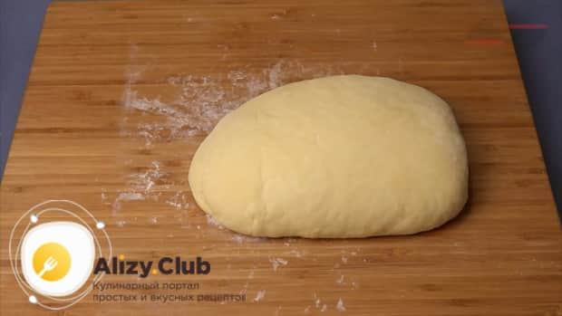 Тесто для пиццы на дрожжах быстрого приготовления