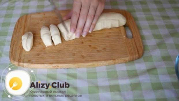 тесто для вареников с клубникой на пару