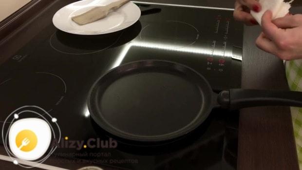 выпекаем на сковороде
