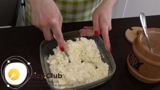 Рецепт творожной начинки для блинов