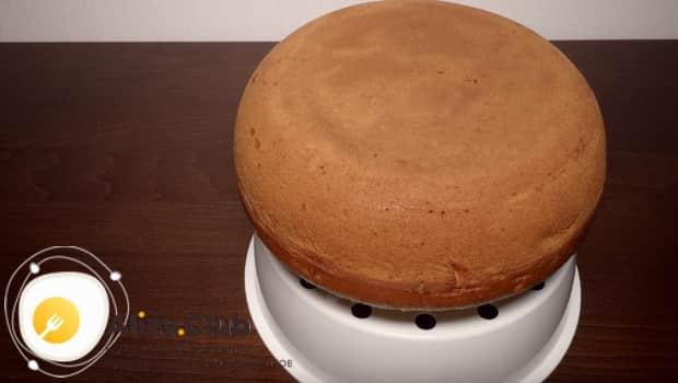 Получился вкусный кекс, приготовленный в мультиварке