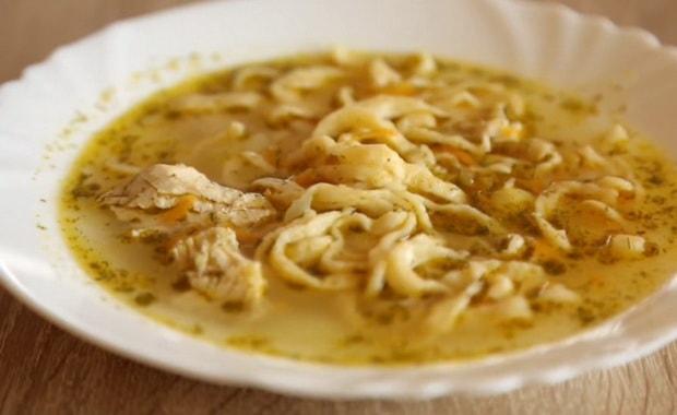 Как приготовить куриный суп с вермишелью и картошкой по пошаговому рецепту с фото