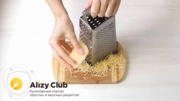 Как приготовить жареный лаваш с сыром и зеленью