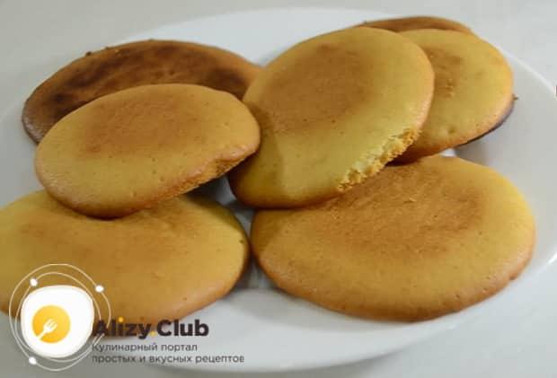 Вкуснейшее постное печенье на рассоле от огурцов готово.