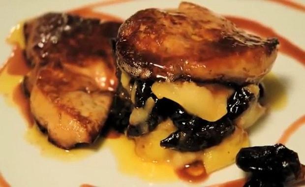 Как приготовить французский деликатес Фуагра по пошаговому рецепту с фото