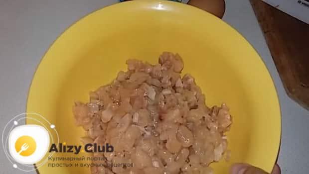 Ромштекс из куриной грудки с сыром - рецепт пошаговый с фото