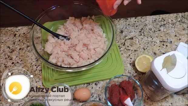 Перед тем как сделать подливу к котлетам, приготовьте все ингредиенты.