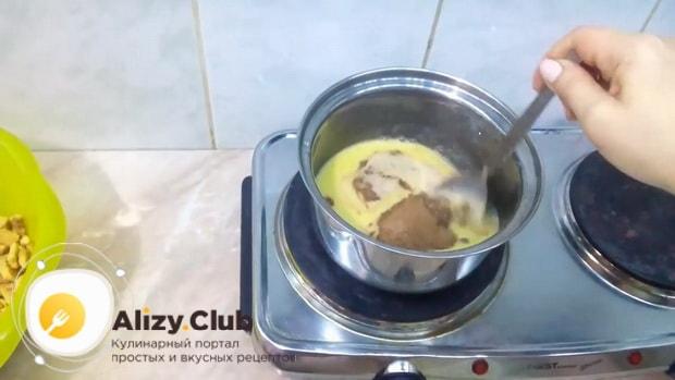 Как готовится шоколадная колбаска из печенья классический рецепт