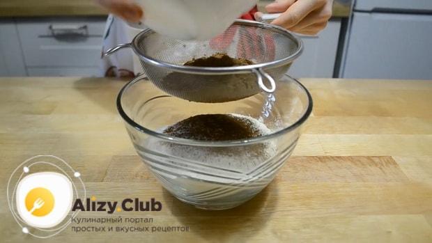 Смотрите простой рецепт торта на кефире.