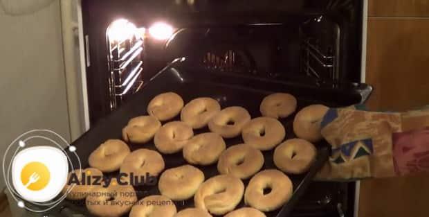 Ароматное печенье на пиве готово.