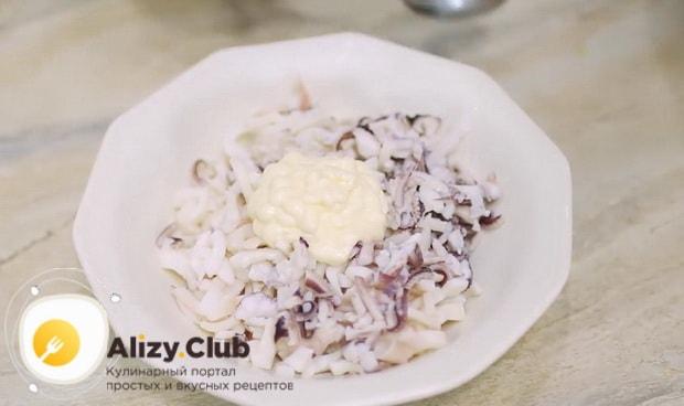 Попробуйте приготовить салат нежность с черносливом и грецкими орехами