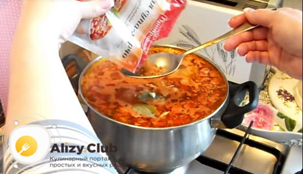 как сварить харчо из свинины по детальному рецепту