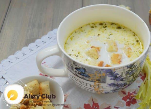 Опробуйте такой рецепт супа из филе индейки.