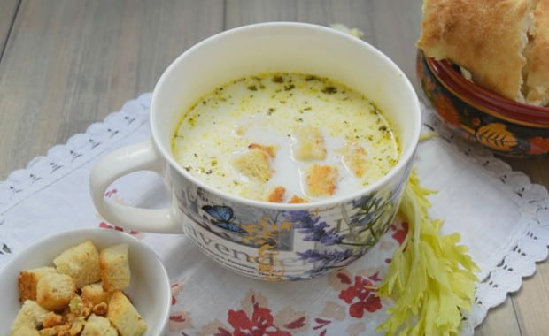 Пошаговый рецепт приготовления супа из индейки
