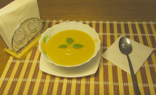 Как приготовить суп-пюре из кабачков и картофеля по пошаговому рецепту с фото