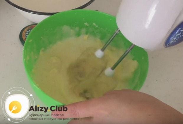 Тертый пирог с вареньем можно готовить на маргарине или масле.
