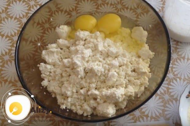 По этому рецепту вы смоете приготовить вкуснейшую творожную запеканку в духовке, как в садике.