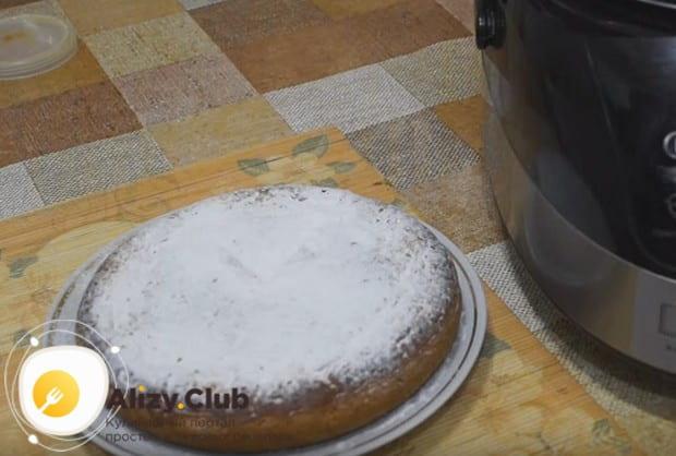 Попробуйте и вы приготовить такой кекс на кефире в мультиварке по нашему простому рецепту.