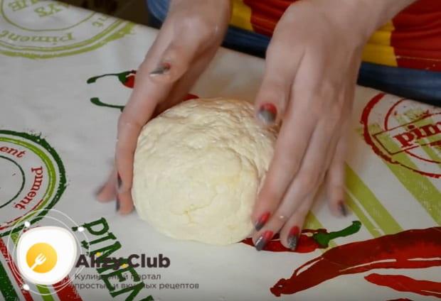 Подробный рецепт приготовления творожного теста для рогаликов