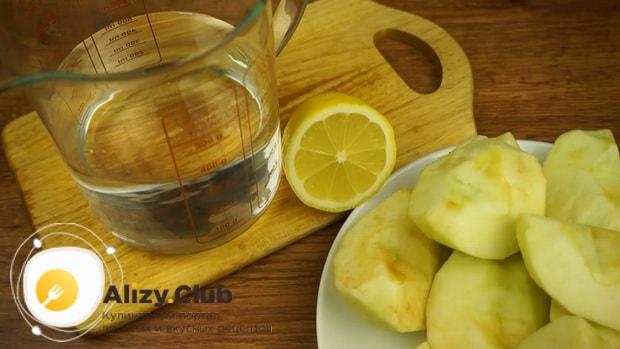 Как приготовить яблочный штрудель, простой рецепт