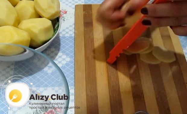 Простые рецепты запеканок в духовке с картошкой