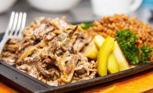 Рецепт приготовления вкусных бефстрогановов из говядины