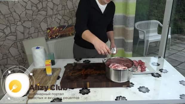 Как готовить бешбармак из говядины по пошаговому рецепту с фото