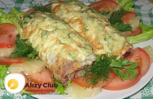 Как готовить французскую бризоль по пошаговому рецепту с фото и видео