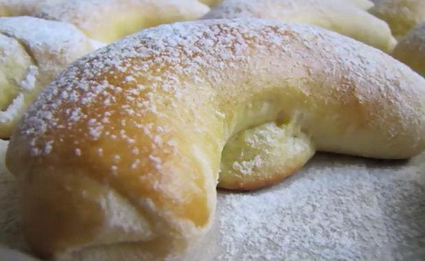 Как приготовить вкусные булочки с повидлом по пошаговому рецепту с фото