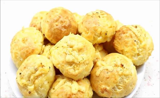 Как приготовить вкусные булочки с сыром по рецепту с фото