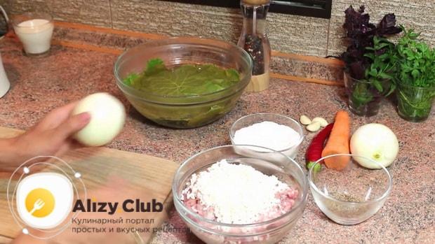 Как готовится долма по армянски; рецепт с фото