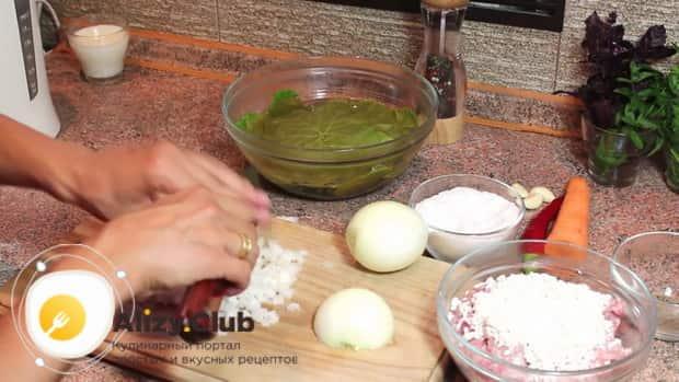 Как готовится долма в домашних условиях: рецепт с фото
