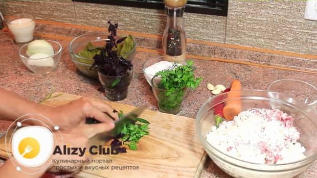 Рецепт приготовления долмы из листьев винограда