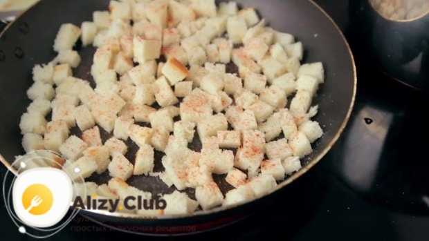 крем суп грибной со сливками рецепт