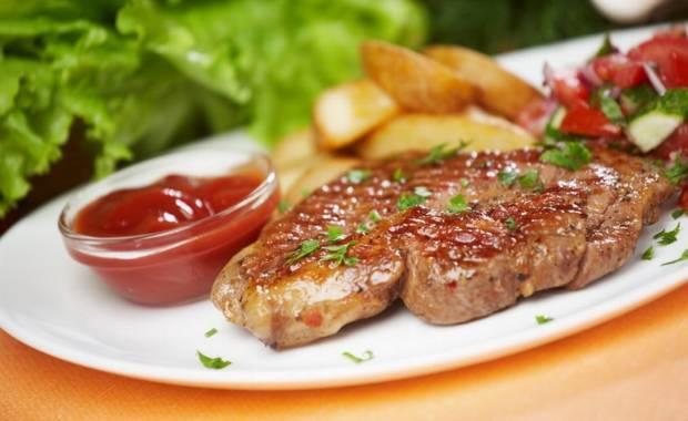 Как приготовить стейк из свинины — пошаговый рецепт с фото