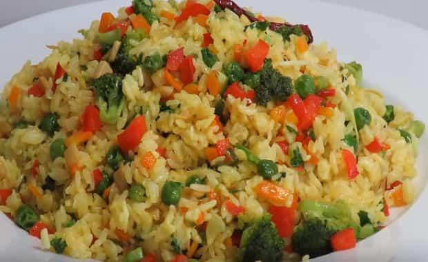Как вкусно приготовить рис на гарнир — пошаговый рецепт