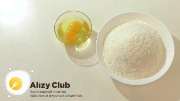 как выбрать ингредиенты для кокосового печенья