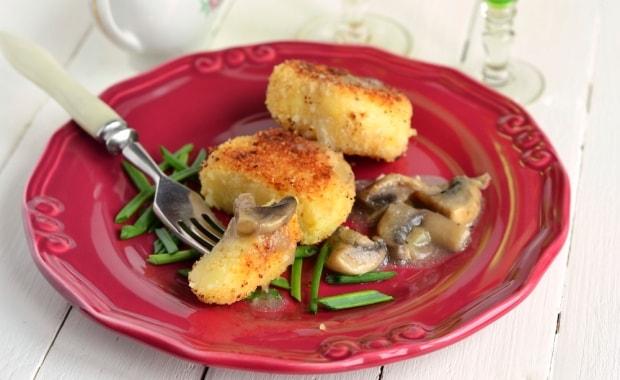 Рецепт приготовления вкусных картофельных котлет