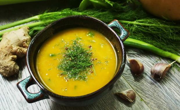 Как приготовить классический постный гороховый суп по пошаговому рецепту с фото