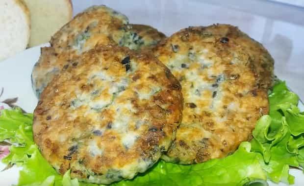 Рецепт приготовления вкусных котлет из баклажанов